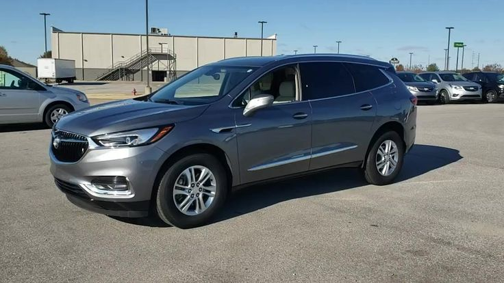 Used 2019 Buick Enclave Awd 4dr Essence At Central Buick Gmc Used