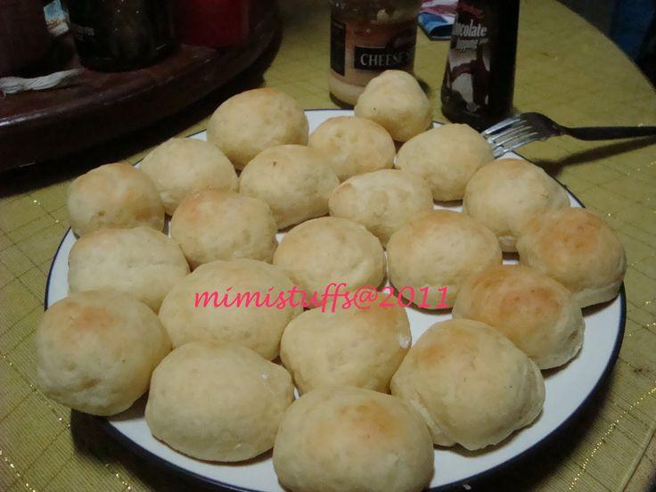 Mimicakes: donat kentang panggang