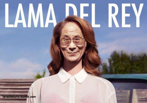 Lama Del Rey