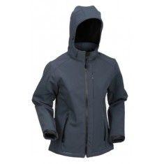 Jachetă turism HI-TEC RANSTA Wo's - negru