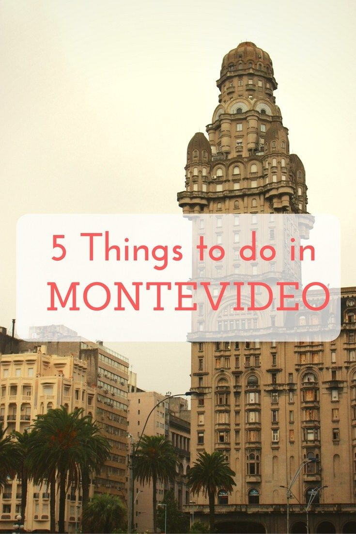 Discover the best things to do in Montevideo, Uruguay's capital city.