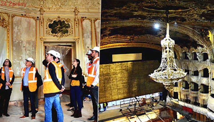 Státní opera se proměnila ve staveniště: Dostane nová sedadla, klimatizaci i hlubší orchestřiště