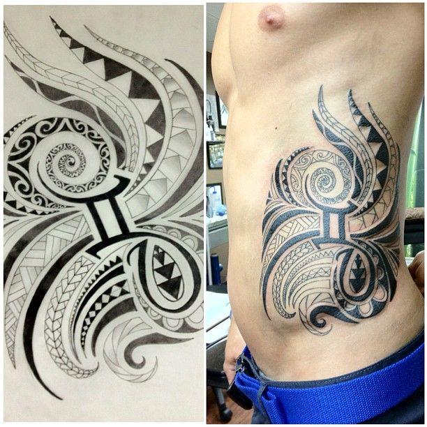 Gemini Zodiac Tattoo Designs photo - 1