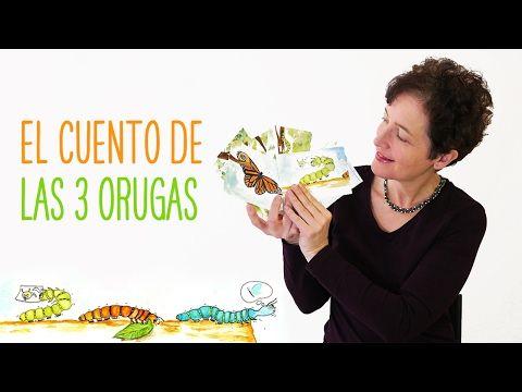 El cuento de las orugas: mindfulness para niños I Gemma Sánchez - YouTube