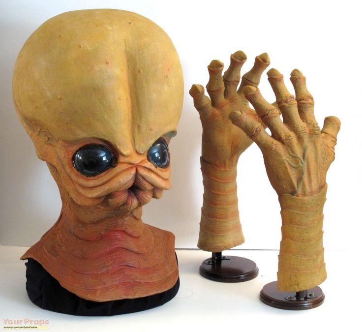 Star Wars - Cantina Band Mask & Gloves | Disfraces ...