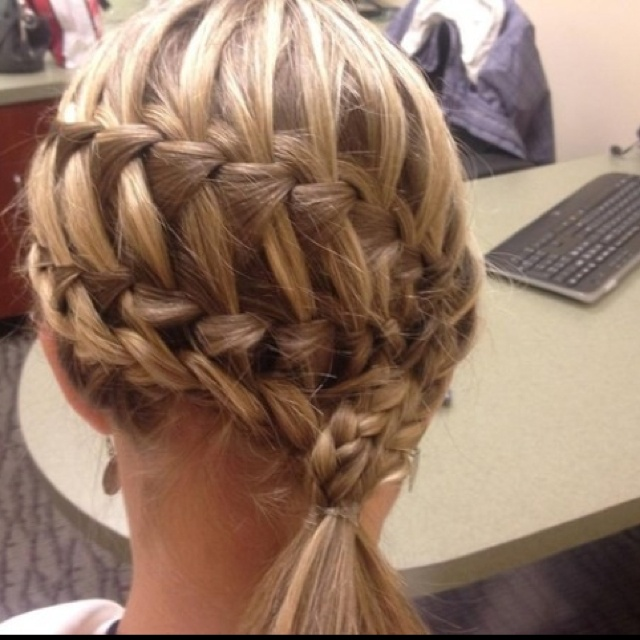 Cool Braids Cool Hairstyles Pinterest Hair Style
