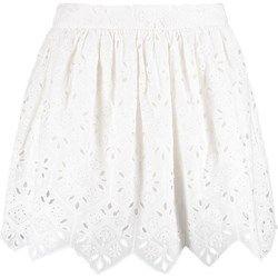 SUITEBLANCO Spódnica mini white
