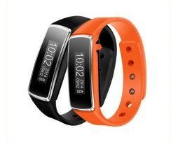 Inteligentné FITNESS hodinky v čiernej farbe