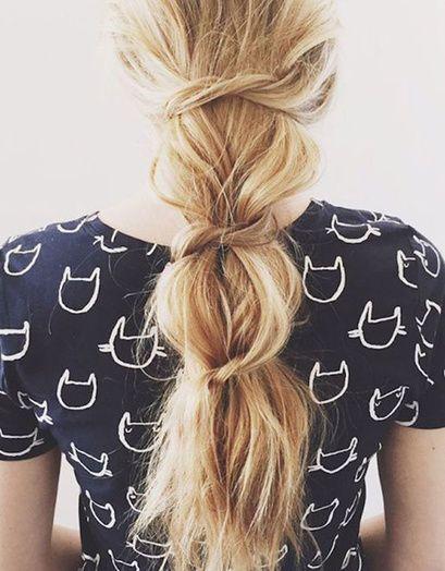 25 coiffures de fête qui changent du chignon