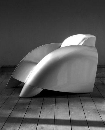 Contemporary Chairs, Futuristic Design, Furniture Chairs, Furniture Design,  Sofa Chair, Design Products, Product Design, Chair Design, Modern Industrial