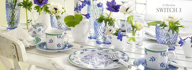 Shop Traditional Dinnerware Sale: Villeroy & Boch