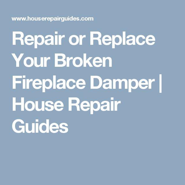 Best 25 Fireplace Damper Ideas On Pinterest Insulation