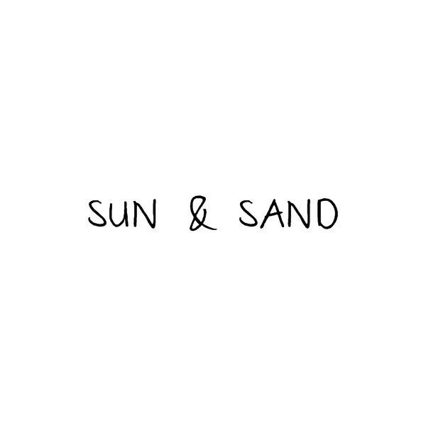 sun & sand = the perfect combo