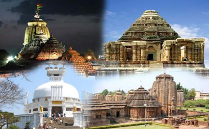 Looking for one of the most economical temple tour packages? We offer golden triangle tour packages that are not just affordable, but convenient at the same time as well. The destination we cover in our temple tour packages are the temple cities of Bhubaneswar- the Famous Lingaraj Temple, Dhavala Giri - the famous Buddha temple  , Puri - the Lord Jagannath Temple and Konark - the sun temple, etc.
