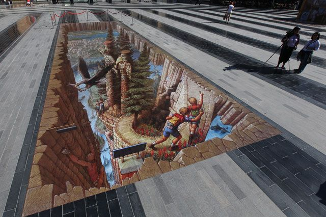 Grab your glasses for 3D art in Dubai - Khaleej Times