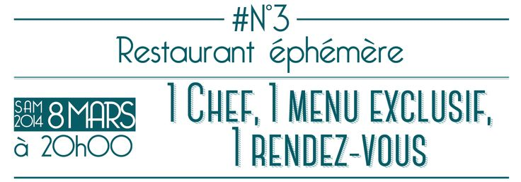 #Special last minute offer: special #dinner w/ the #talented French chef & #culinary #blogger,#AdrienGodreau for 40€! #Enjoy a menu completely his own #creation,#inspired by the #great #masters & #recipes from a family of chefs handed down from #generation to generation. Only 5 seats left! Register now: http://www.meetmeout.fr/events/special-last-minute-offer-ephemeral-evening-w-a-french-chef-for-40 #Culinary #Cuisine #Authentic #Français  #Events #MeetMeOut #Expats #Paris