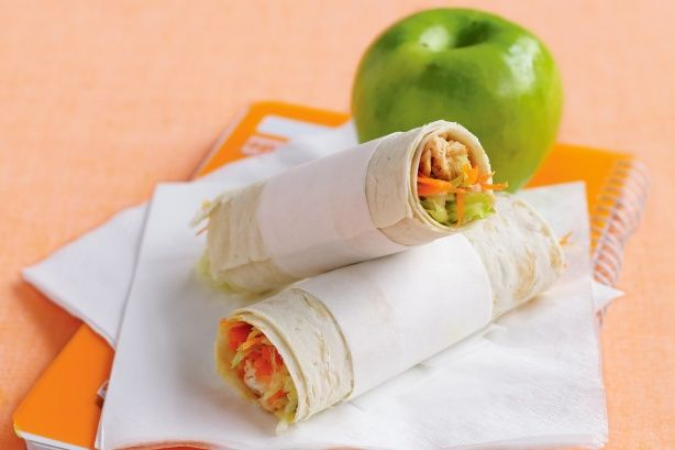 Top 10 Most Sensational Healthy Wraps | Lady From USA