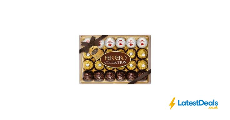 Ferrero Rocher Mixed Chocolate Box of 24 Free C&C, £6.50 at Superdrug