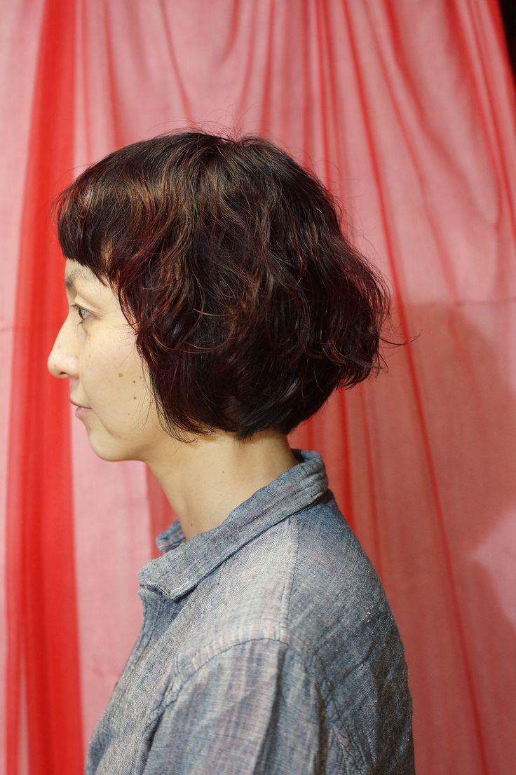 https://flic.kr/p/ZDHK26 | #jill原宿 #美容室 #ヘアスタイル #ヘアサロン #髪型 #レディースヘア #ショートヘア #バング #ショートバング