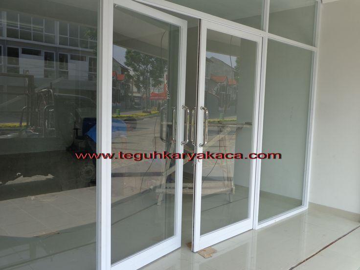 kusen aluminium pintu dan kaca