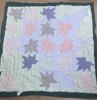 midget gem quilts: The One Before The Last