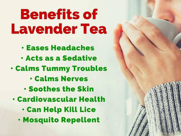 Benefits of lavender tea @drhealthpress