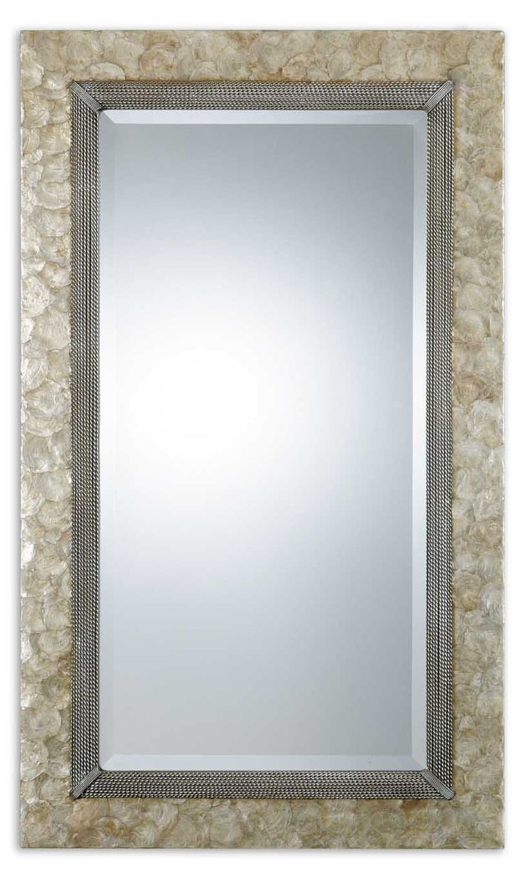 Framing A Large Mirror 97 Best Mirrors For Beach Homes Images On Pinterest Framed