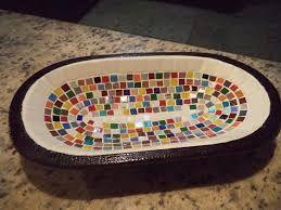 Resultado de imagem para gamelas em mosaico