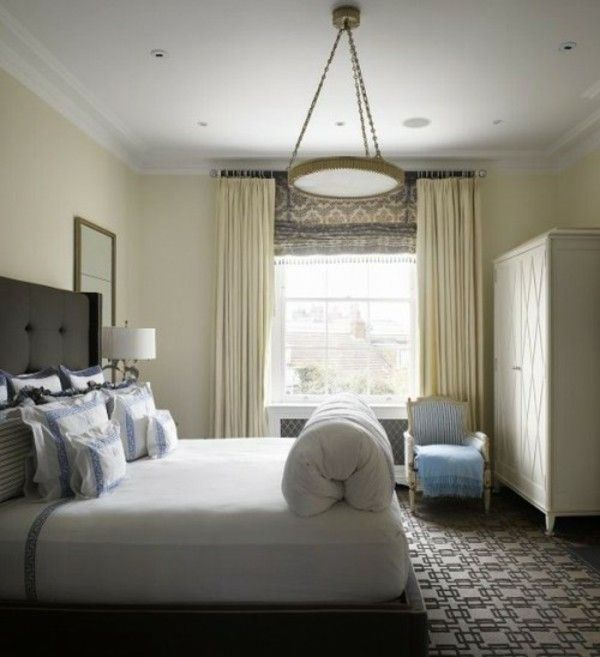 Dekorasi Klasik Pad Ruang Tidur