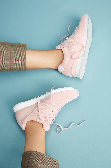691b9a5fed1 New Balance 696 Suede Sneakers | Fall + Winter Outfits | Suede ...