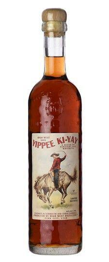 "High West ""Yippee Ki Yay"" Whiskey"