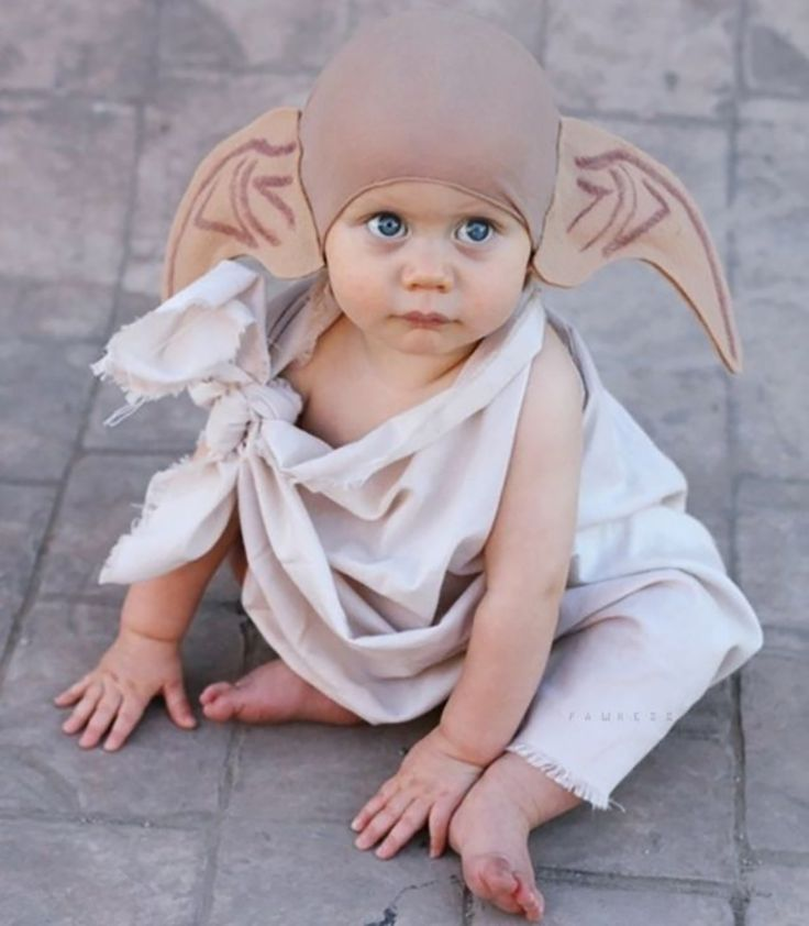 Halloween Costumes for Kids - Baby Dobby Costume