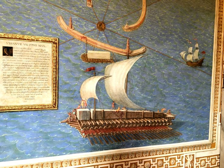 3D Painting, Museum of Vatican, Rome