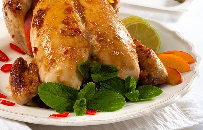 В пятницу можно позволить себе красивый и неспешный ужин! Делимся отличным рецептом: цыпленок под соусом барбекю. С хрустящей корочкой и в то же время нежный внутри, он станет отличным вариантом для большой компании. Кстати, в рецепте есть и быстрый способ приготовления соуса барбекю. Приятного аппетита!  http://handmadefood.ru/recipes/tsyplenok-pod-sousom-barbekyu