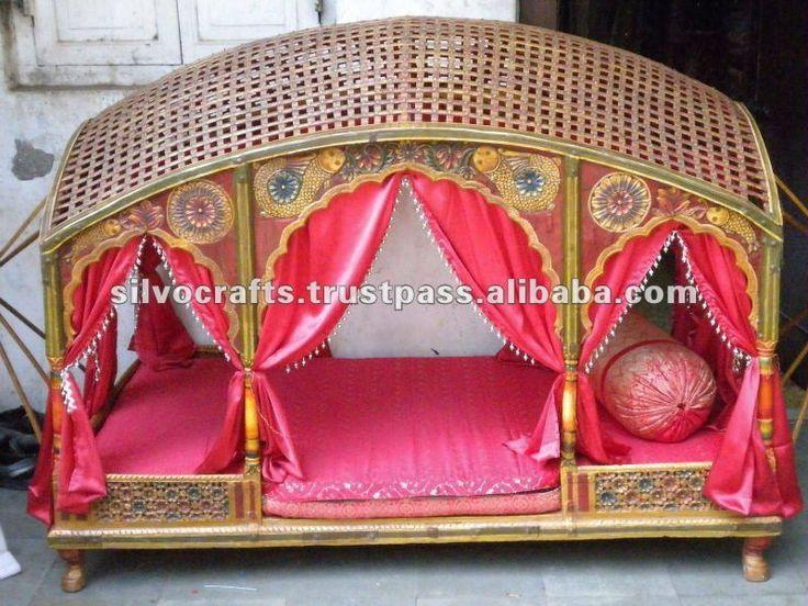 Wedding Doli Palki Sahib (Wedding palki and doli decorations for indian wedding)