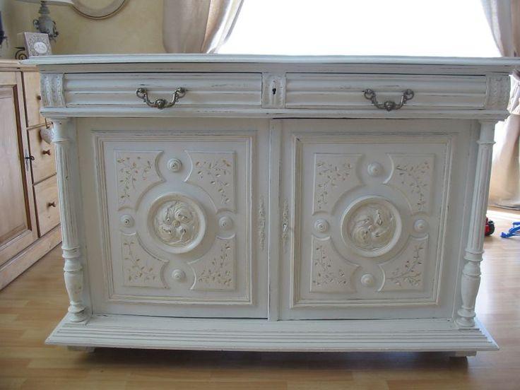 Les 69 meilleures images propos de mobilier henri ii sur pinterest chasse armoire antique - Meuble henri 2 relooke ...