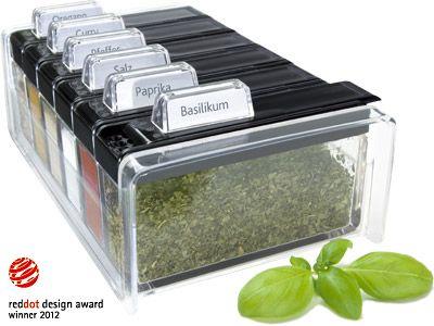 EMSA Spice Box