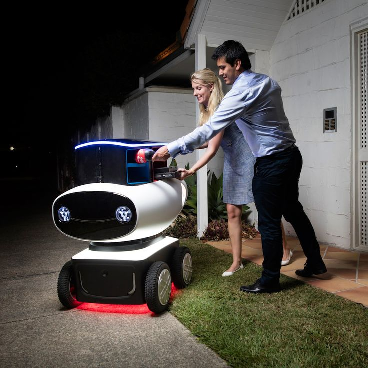 Your Next Domino's Pizza Order Could Be Delivered by a Robot | FWx