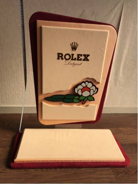 ROLEX SHOP WINDOW DISPLAY WATCH STAND FREE SHIPPING  #Rolex