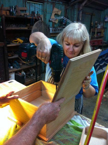 Woodworking Classes Brisbane – Stuart Bywater Design