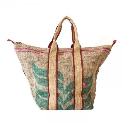 Coffee Carry All Bag Wren
