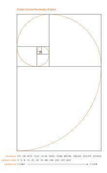 Espiral logarítmica - Wikipedia, la enciclopedia libre