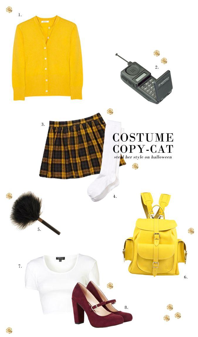 Costume Copy-Cat: Cher Horowitz — Hazel + Scout