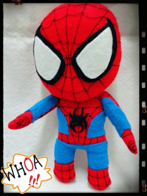 Spiderman anyone?...