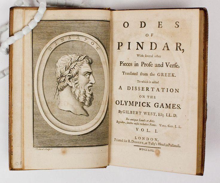 Image result for pindar