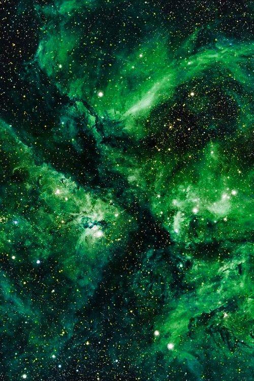 Green Space Dark Green Aesthetic Green Aesthetic Green Galaxy