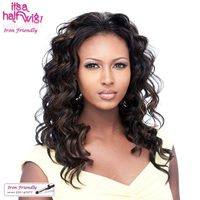 Outre Quick Weave Half Wig Izzie Synthetic Hair Myhaironline | LONG ...