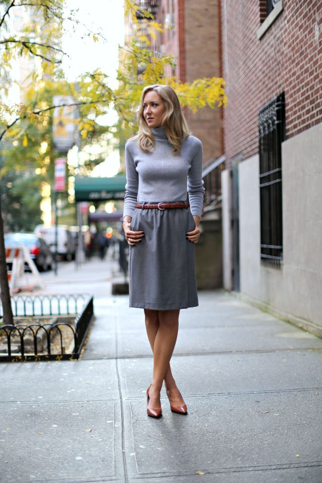work wear street style fall fashion trends 2013 new york city nyc the classy cubicle fashion. Black Bedroom Furniture Sets. Home Design Ideas