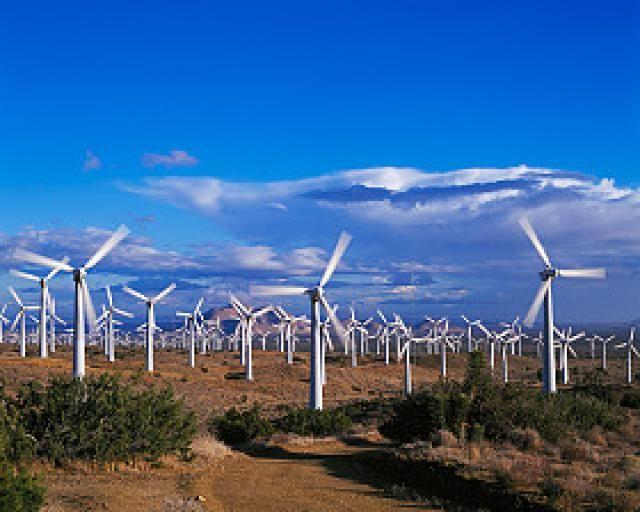 Tipos de energía renovable: Energía eólica