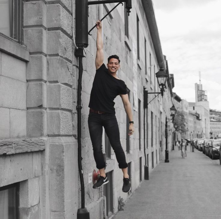 Hanging around in Montreal